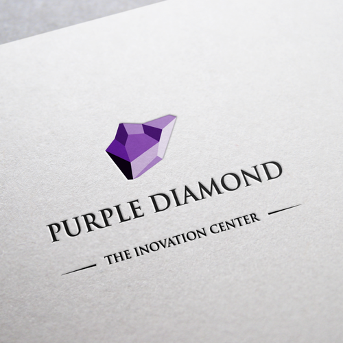 logo for Purple Diamond