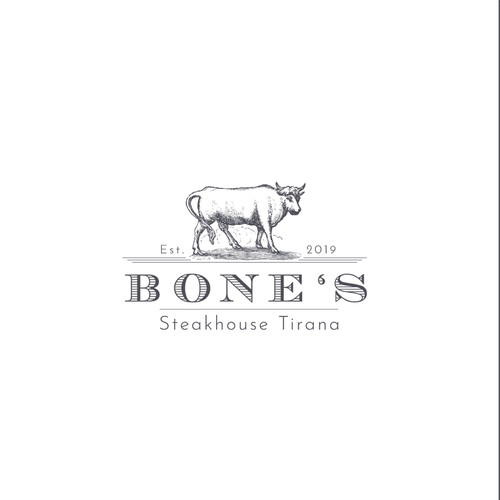 Steakhouse Logo Design