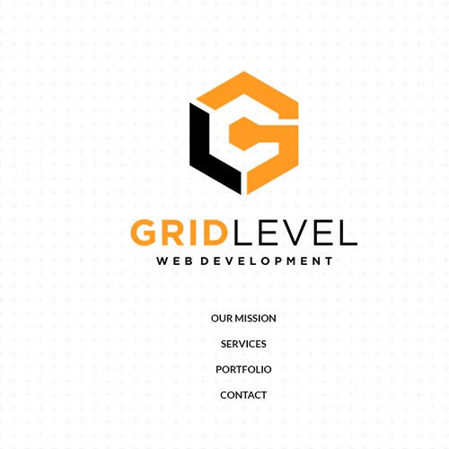 Homepage design for GridLevelWD.com