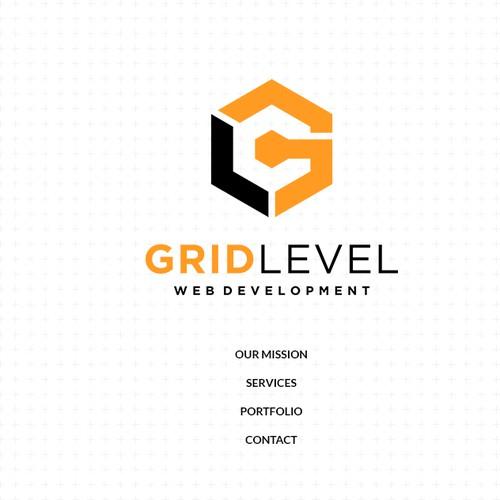 Homepage design for GridLevelWD.com