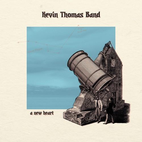 CD proposal forthe  Kevin Thomas Band
