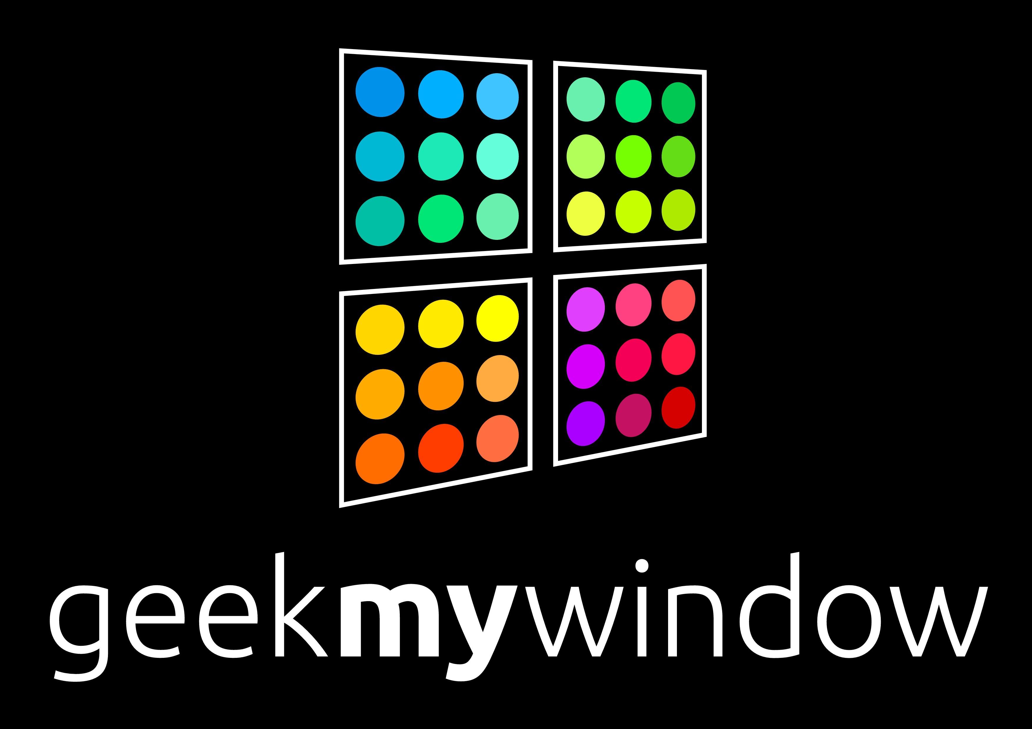 GeekMyWindow Light Show