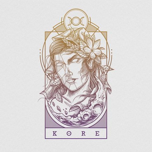 Unused logo for Kore