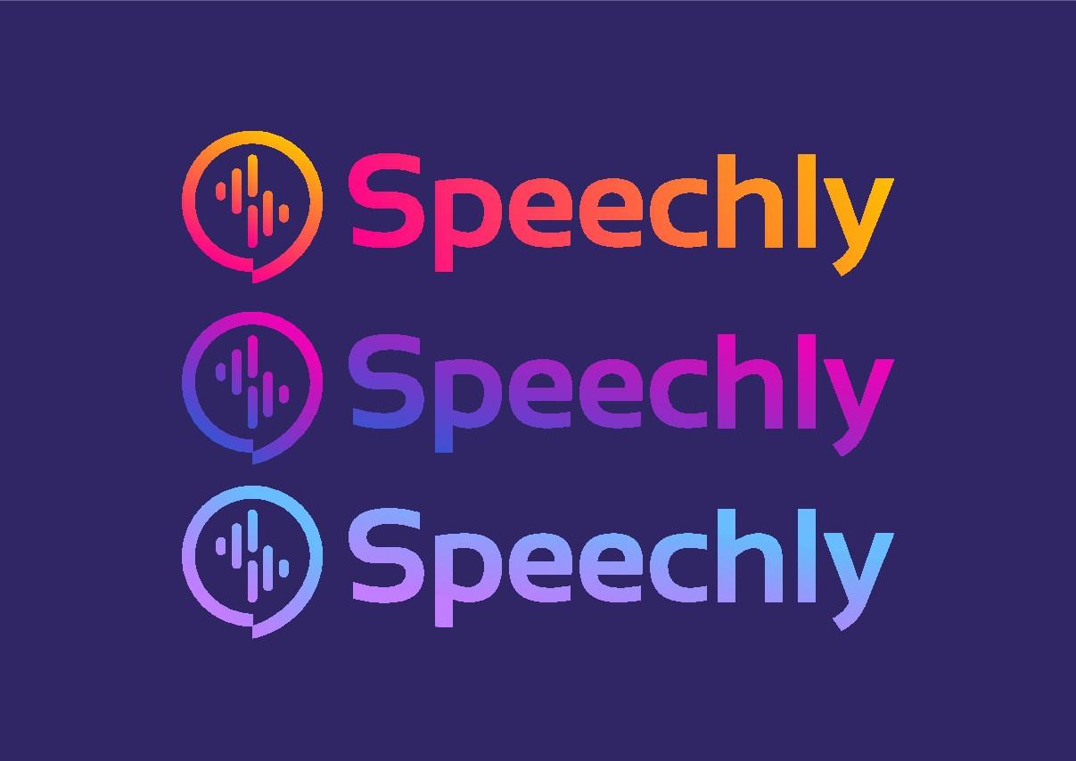 Change name in Speechgrinder -logo