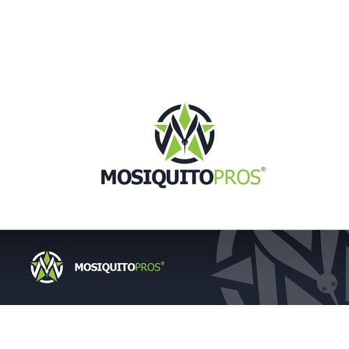 create a logo that brands Misquito Pros