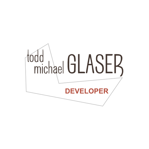 Todd Michael Glaser - Logo Redesign