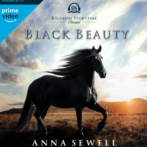 black beauty cover design