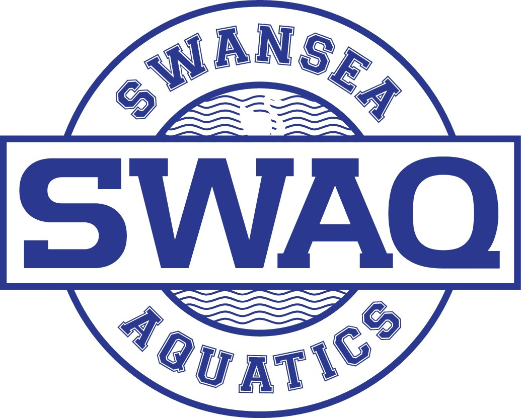 Swim Cap logo design