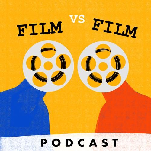 Film Podcast Cover Design