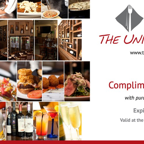 The Union Kitchen Ad