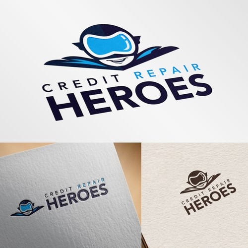 logo for Credit Repair Heroes
