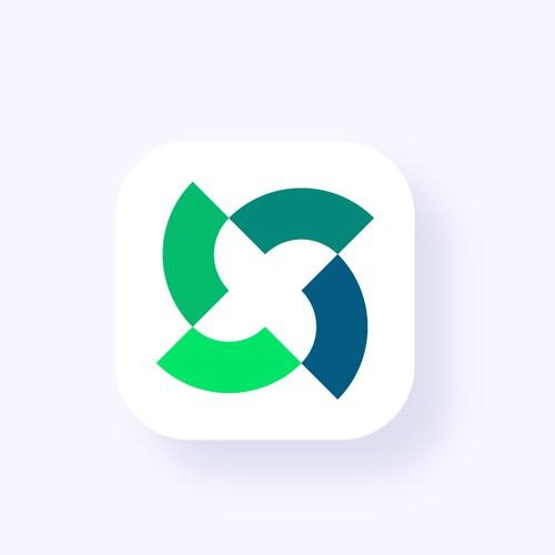 App icon for a pilot navigation app