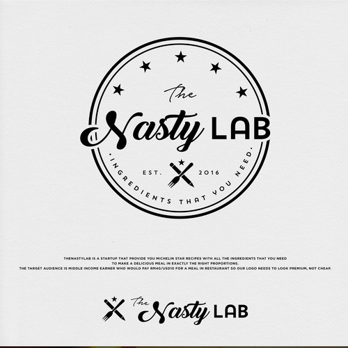 The Nasty Lab