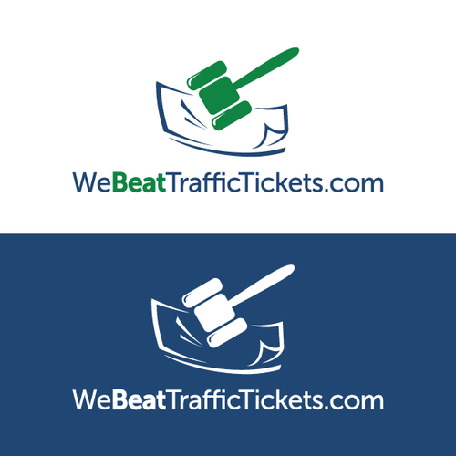 logo for We Beat Traffic Tickets.com