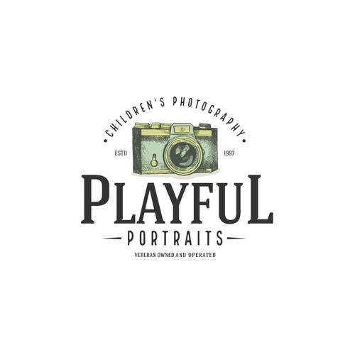 Playful Portraits - Photograpny