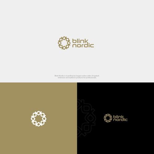 Beauty logo design concept
