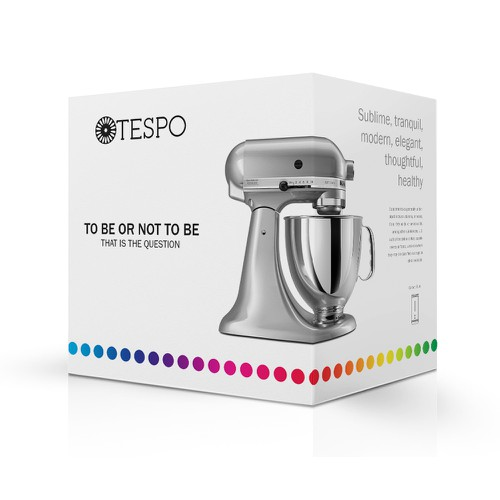 Create a Innovative Package for TESPO Dispenser