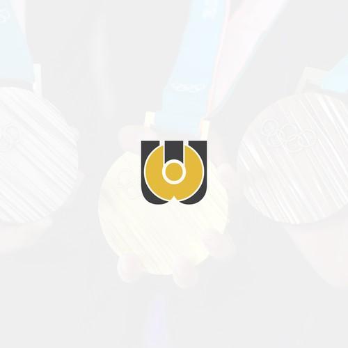 Logo for olympics company