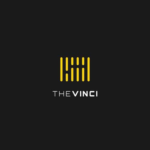 The Vinci Logo Design