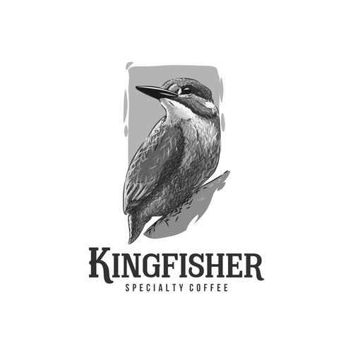 Kingfisher coffee