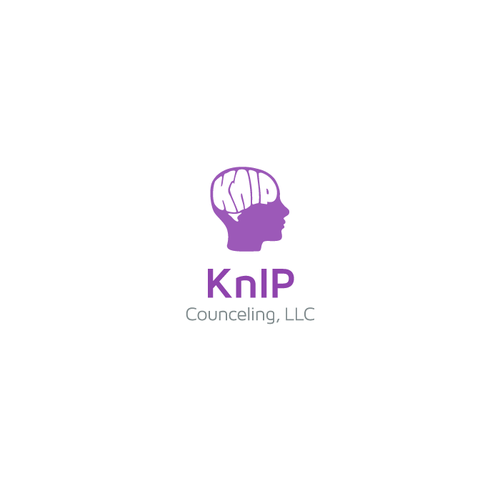 Logo and website for one-of-a-kind counseling practice