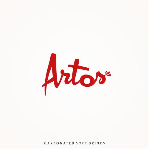Bold logo concept for Artos