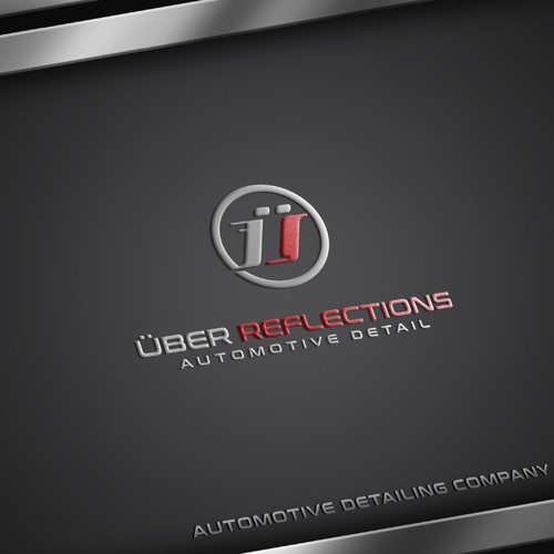 Modern and elegant logo for automotive detailing company