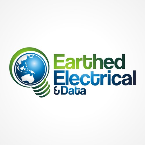 logo for Earthed Electrical and Data