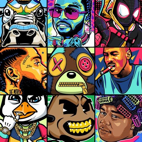 Art Compilation 2020