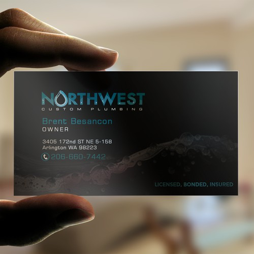 Northwest Business Card