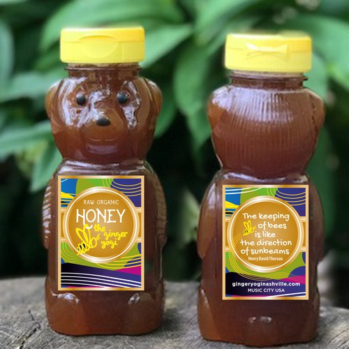 The sound of honey