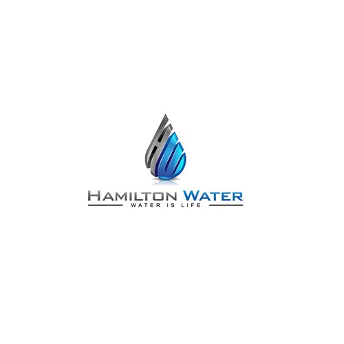 Help Hamilton Water with a new logo
