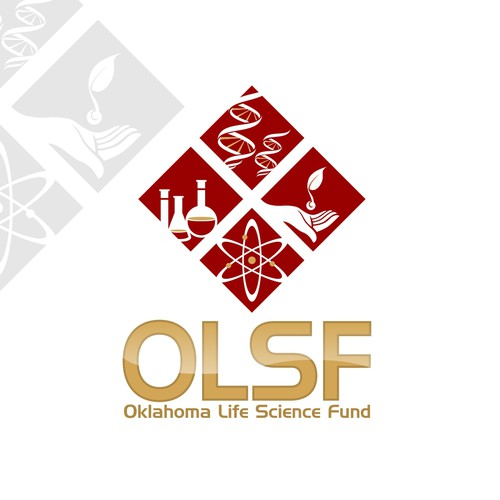 Oklahoma Life Science Fund needed a new logo