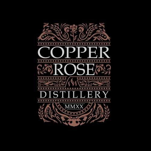 Copper Rose Distillery logo