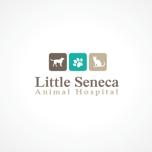 Create winning logo for a popular Animal Hospital!