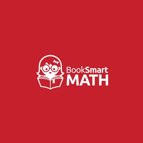 Booksmart Math Logo