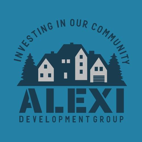 Logo for community based development group