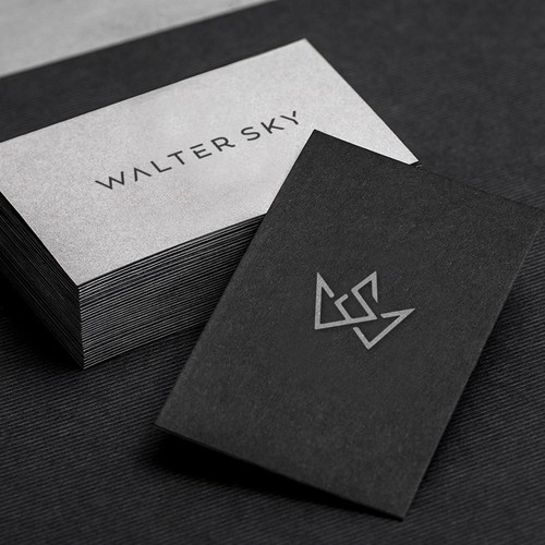 WS logo design