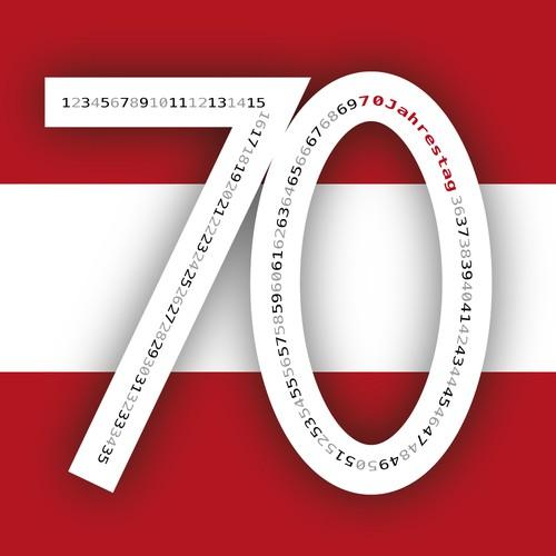 logo per anniversario