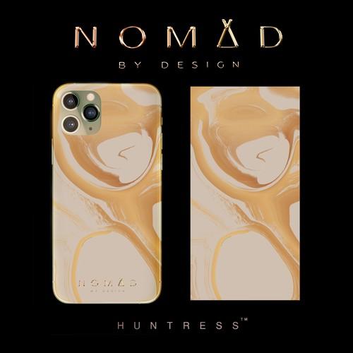 Mobile Case design for Nomad