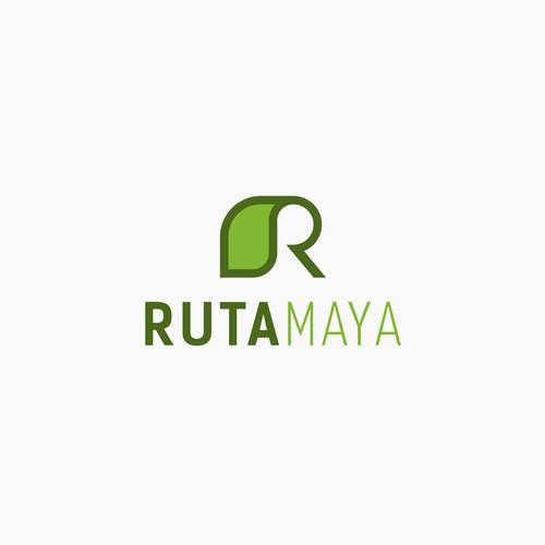 RutaMaya Logo Design