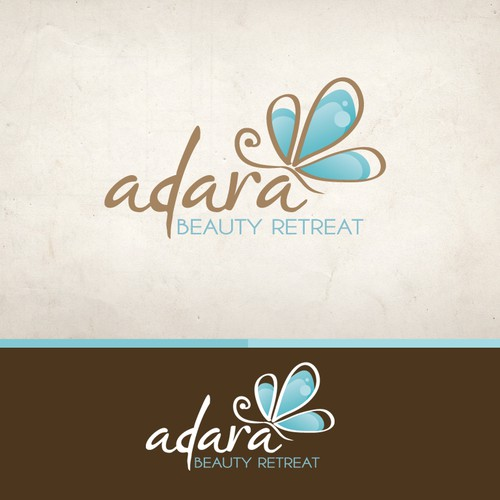 Create the next logo for Adara Beauty Retreat