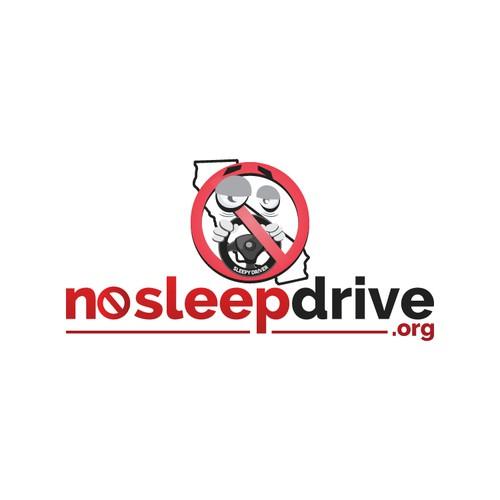 Awareness Logo for NoSleepDrive.com
