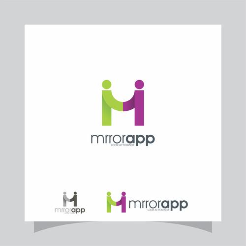 MirrorApp Logo