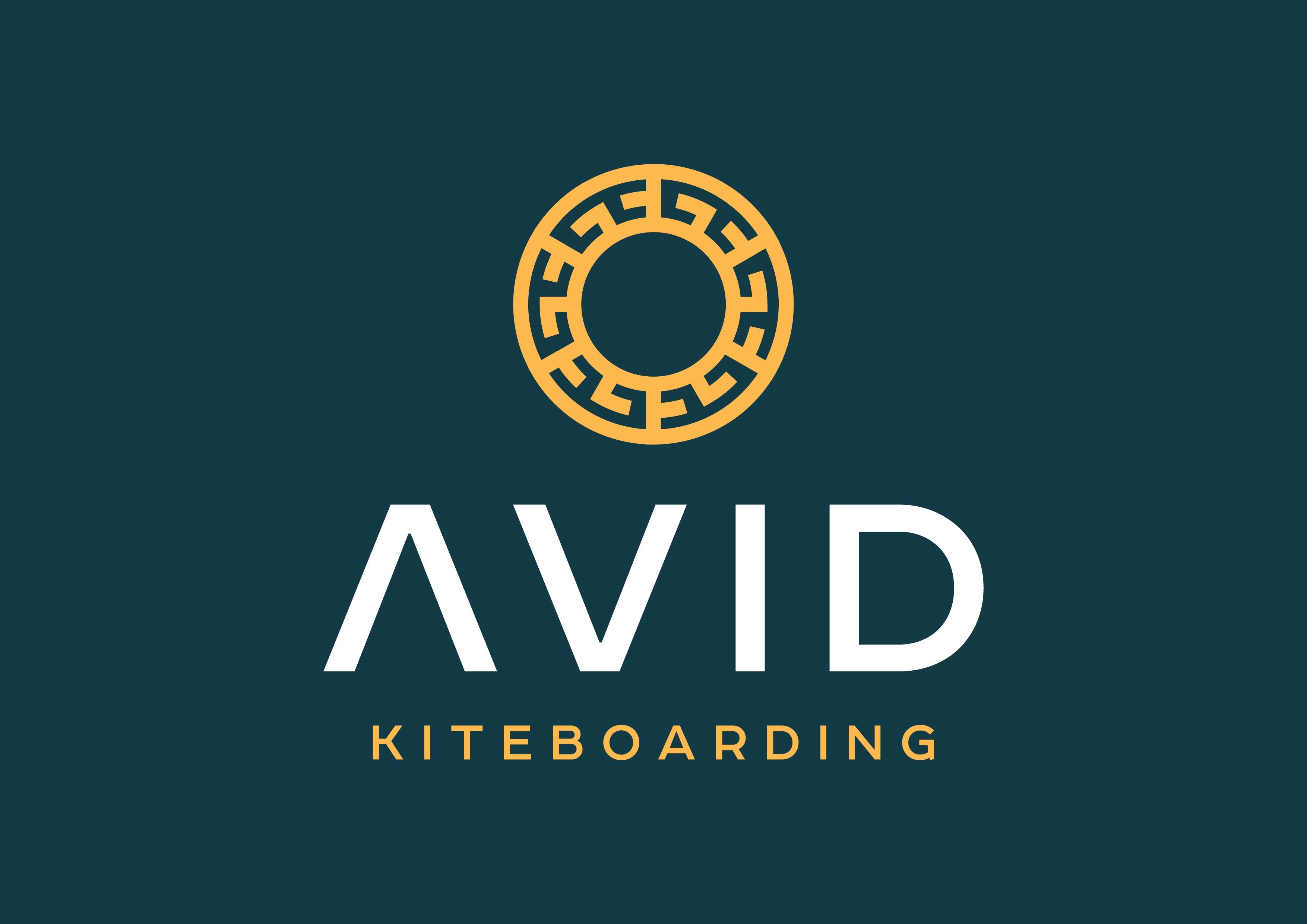 design a great logo for avid kitesurfing