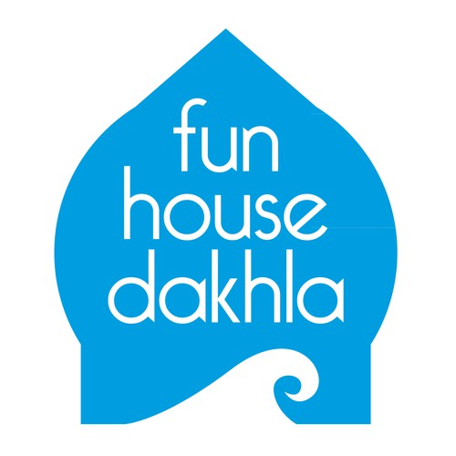 logo fun house dakhla