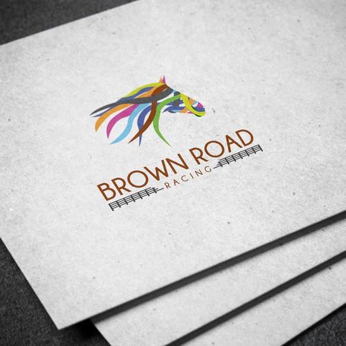 brown road