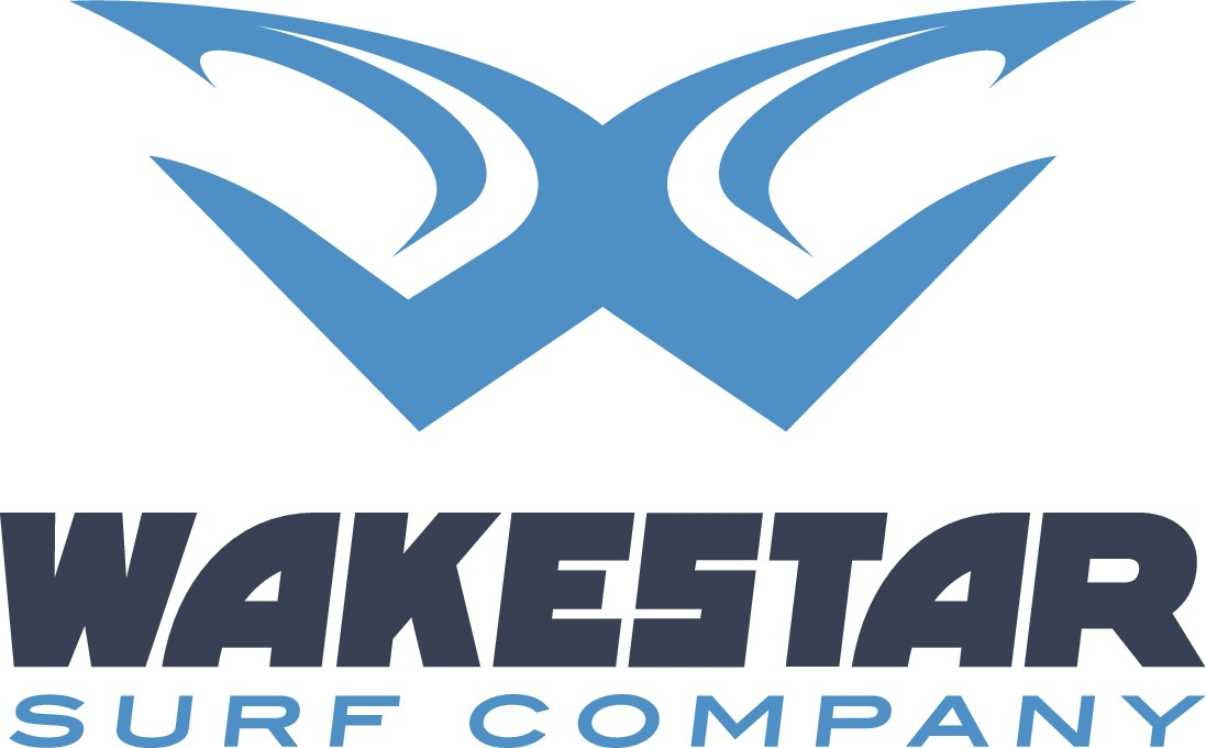 Create a graphic and font for Wakestar Surf Company's new logo!