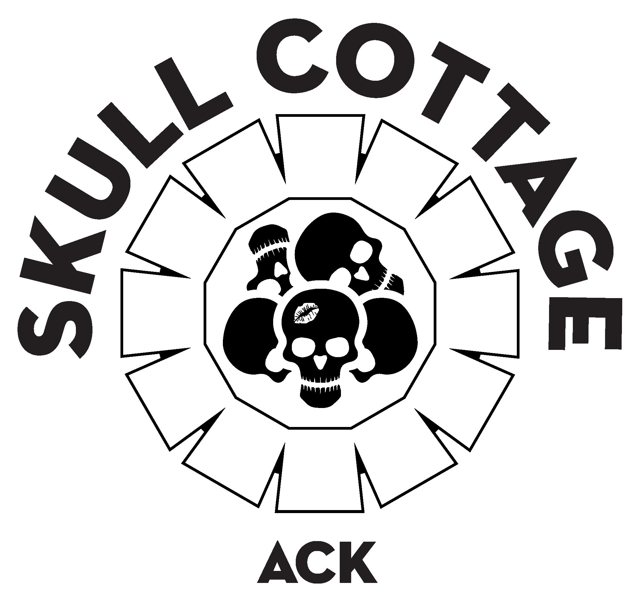 "Nantucket ""Skull Cottage"" Logo"