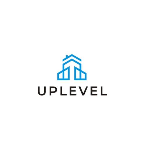 UPLEVEL needs a powerful new logo.